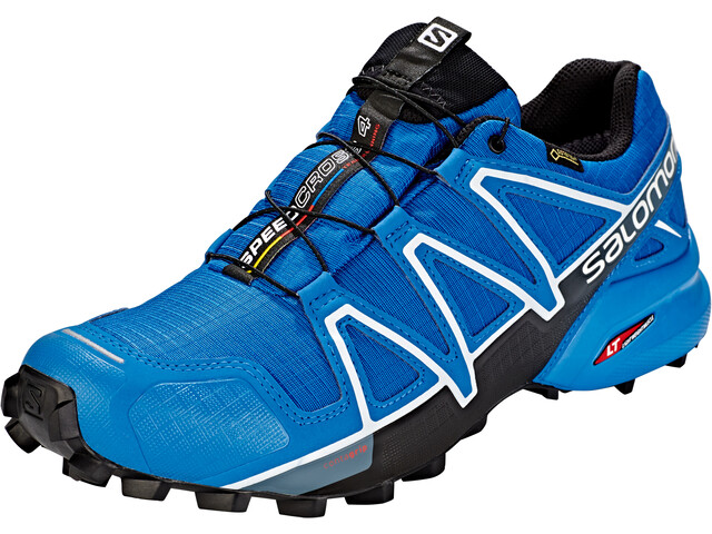 sports shoes 580cf 702d8 Salomon Speedcross 4 GTX - Chaussures running Homme - bleu